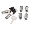 Thule One-Key Lock Cylinders (Set of 6)