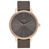 Nixon The Kensington Leather Watch - Women's