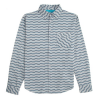 SUPERbrand Boxed Long Sleeve Button Down Shirt