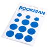 Bookman Sticky Reflectors