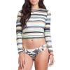 Billabong Ride It Long-Sleeve Cropped Rashguard - Women's