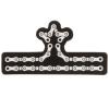 evo Chain Crown Reflective Sticker