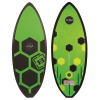 Byerly Wakeboards Action Wakesurf Board 2016