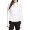 Blanc Noir 3-in-1 Packable Moto Satin Jacket - Women's