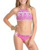 Billabong Penny Lane Reversible Halter Swim Set - Little Girls'