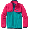 Patagonia Lightweight Synchilla Snap-T Pullover Fleece (Ages 8-14) - Big Girls'