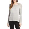 Blanc Noir Boyfriend Sweater - Women's