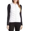 Blanc Noir Packable Moto Vest - Women's