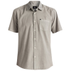 Quiksilver Everyday Solid Short-Sleeve Button Down Shirt