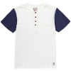 Almond Surfboards Slingshot Henley T-Shirt