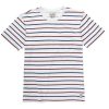 Almond Surfboards Westport Stripe Pocket T-Shirt