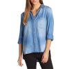Bella Dahl Shirt Tail Button Down Shirt - Women's