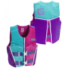 CWB Child Neo Wakeboard Vest - Toddler Girls' 2017