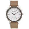 Nixon Sala Leather Watch - Women's