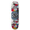 Element Cut Out Seal 7.7 Skateboard Complete