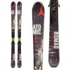 Atomic Nomad Crimson Ti Skis + XTO 12 Bindings 2015