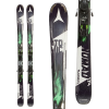 Atomic Nomad Blackeye Ti + XTO 12 Bindings 2016