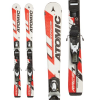 Atomic Race 7 Skis + Team Bindings - Kids' 2010