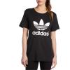Adidas Originals Boyfriend Trefoil Tee - Women's