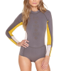 Amuse Society Kiliki Cheeky Long-Sleeve Springsuit - Women's