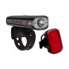 Blackburn Central 200 Front + Click USB Rear Bike Light Set