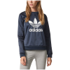 Adidas Originals Trefoil Crewneck Sweatshirt - Women's