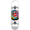 Almost Center Block Youth 7.25 Skateboard Complete - Kids'