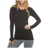 Blanc Noir Magnetic Long Sleeve Top - Women's