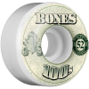 Bones 100's #11 Skateboard Wheels