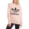 Adidas Trefoil Crewneck Sweatshirt - Women's