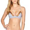 Amuse Society Helen Triangle Bikini Top - Women's