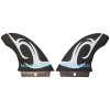 Inland Surfer Monster 4.5'' Surf Fins