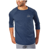 Dakine Well Rounded 3/4 Sleeve Raglan Tech Tee