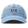 Barney Cools Cools Club Curve Brim Hat