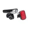 Blackburn Dayblazer 400 Front + Click USB Rear Bike Light Set