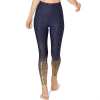 Beyond Yoga Alloy Ombre High Waisted Midi Leggings - Women's