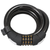Serfas CL-15 Combo Coiled Cable Lock
