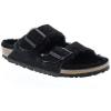 Birkenstock Arizona Shearling Sandals - Women's