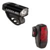 Lezyne Hecto Drive / KTV Bike Light Set