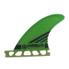 Hyperlite 3.5'' Flux Surf Fin Set w/ Key
