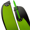 Voile Hyper Glide Splitboard Skins with Tailclips