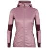 Icebreaker Helix Long Sleeve Zip Jacket - Women's