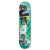 Almost Color Bleed HYB Teal 8.0 Skateboard Deck