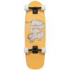 Landyachtz Tugboat Chill Cat Cruiser Skateboard Complete