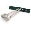 Snow Peak Titanium Fork & Spoon Set