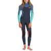 Billabong 3/2 Furnace Synergy Back Zip Wetsuit - Girls'