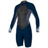 O'Neill Bahia 2/1mm Back Zip Long Sleeve Spring Suit - Women's