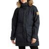 Women's Fjallraven Barents Parka Jacket 2019 - X-Small Blue   Polyster