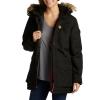 Women's Fjallraven Nuuk Parka Jacket 2019 - Medium Black