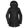 Women's Volcom NYA TDS Jacket in Black Size Medium